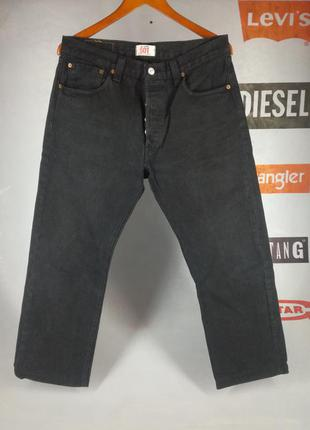 Мужские джинсы levis 501 w34l32