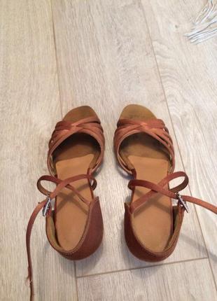 Туфли для бальных танцев3