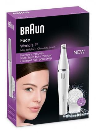 Эпилятор для лица braun face