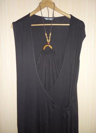 Стильное  платье 52 размера
