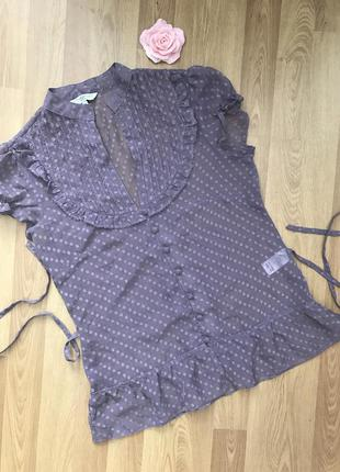 Романтичная блузка