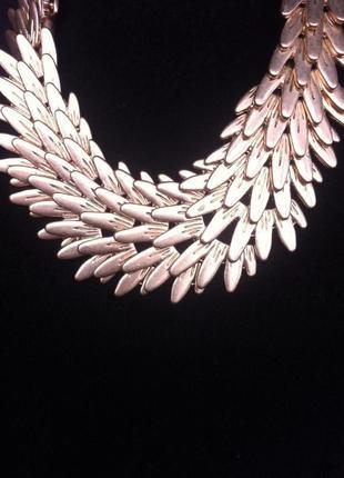 Колье, ожерелье, украшение, бижутерия