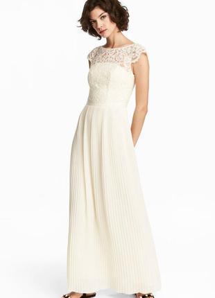Платье для торжества от h&m