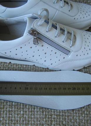 ... Кросівки шкіряні нові оригінал semler розмір 412 ... 5e2fa37a89559