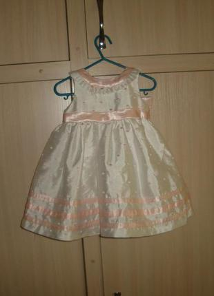 Шикарное платье pippa&julie на 18 мес, на 1-2 года