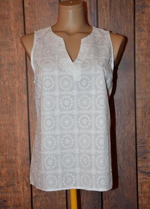 Блуза с рисунком next