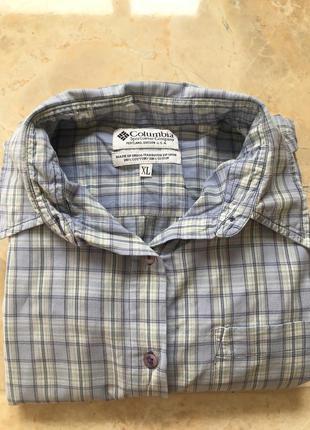 Columbia мужская рубашка
