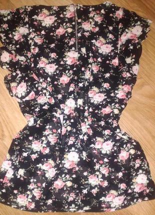 Блуза шифон с замочком tally weijl