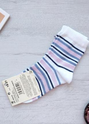 Новые итальянские носки calzedonia размер 19-21 (стопа 13.5 см на 9-18 мес) - италия