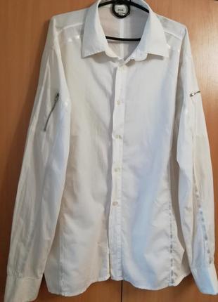 Белая рубашка efor