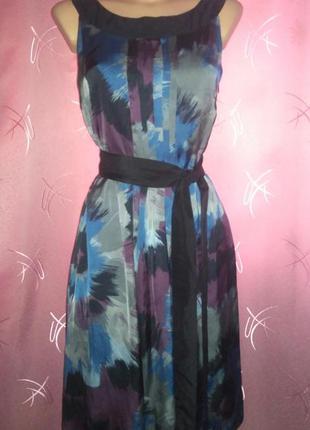 Нарядное женское платье laura ashley