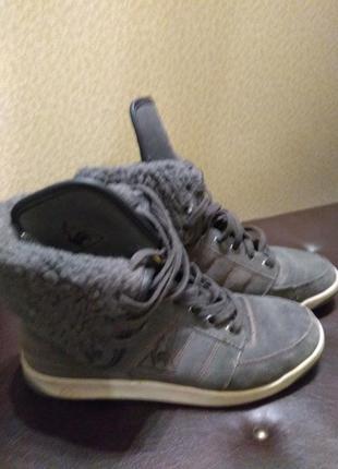 Зимние кроссовки борцовки
