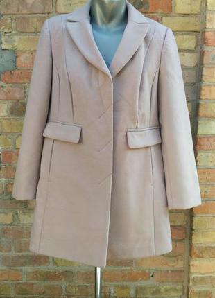 Пальто massimo dutti, демисезон