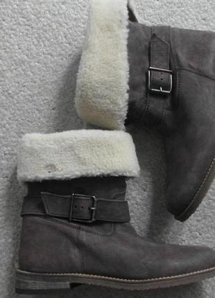 Испанские сапоги ботинки clic!