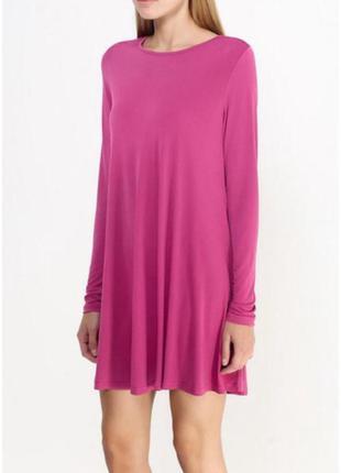 Розовое платье glamorous