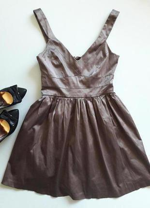 Шикарное платье выпускное нарядное стильное