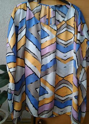 Блуза- разлетайка