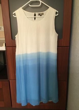 Стильное платье большого размера - 16, наш - 50