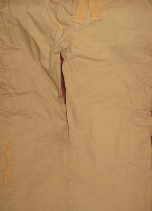 Прикольные штанишки с карманами заклепками