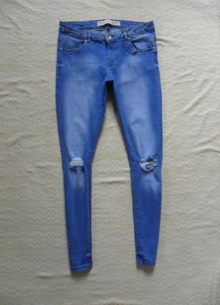 Стильные джинсы скинни denim co, 12 размерa.