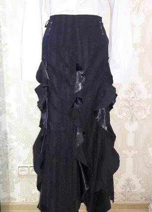 Распродажа!!! очень красивая и нарядная юбка!!!