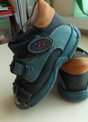 Ортопедические сандали baren shuhe.р-р21(13см)германия