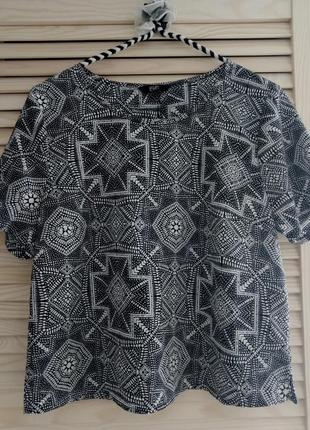 Блуза укороченная f&f