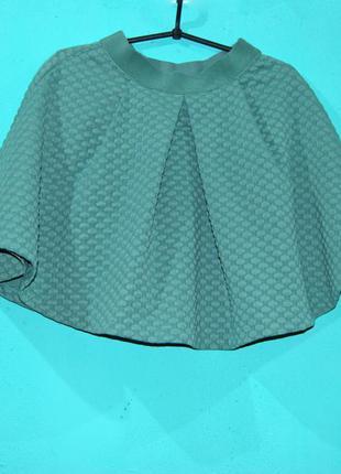 Новая летняя юбка h&m, размер xs. с этикеткой