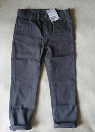 Продам новые брюки фирмы h&m  на 4-5 лет на рост 110 .