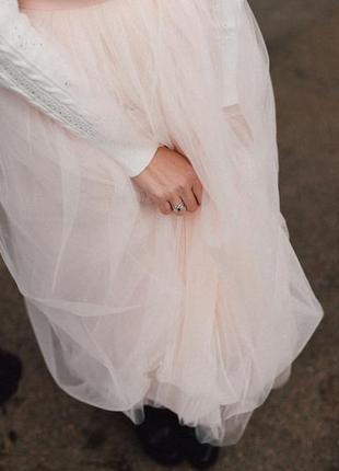 Юбка-пачка , зефирная юбка пачка
