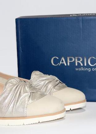 Туфли caprice оригинал германия натуральная кожа 37, 39 и 40, 5