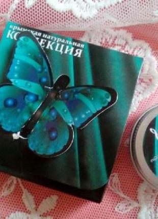 Крымская натуральная коллекция лунное танго любимые натуральные твердые духи (сухие)
