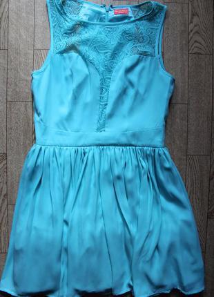 Красивое пышное платье oasic