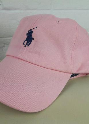 Кепка рожева розовая унісекс