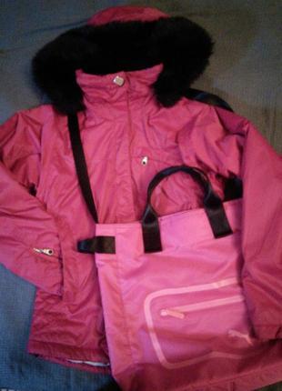 Columbia курточка