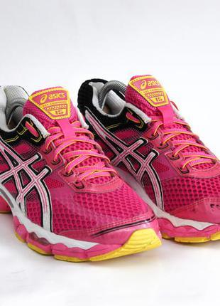 Кроссовки asics gel cumulus 15 спортивные кроссовки для бега 41 размер