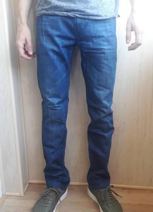 Синие джинсы, levis