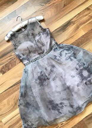 Шикарное платье littlemistress , p 10, фасон-пачка