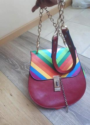 Классная стильная сумочка