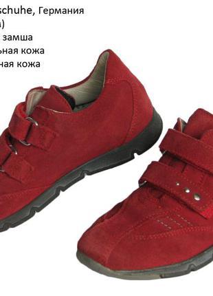 Сникерсы, мокасины daumling р. 29 германия много обуви