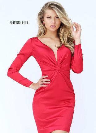 Платье на выпуск выпускной торжество sherri hill оригинал шери хил
