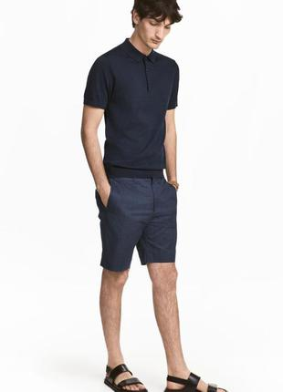 Классические шорты, h&m, 5xl