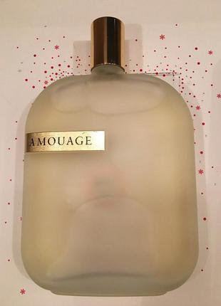 Нишевый аромат  amouage opus 2