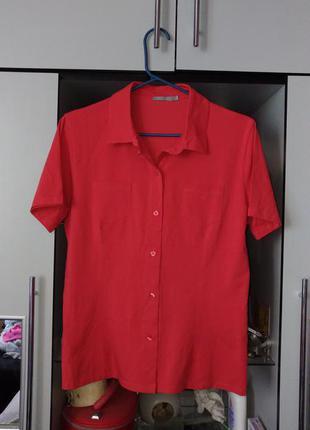 Рубашка с коротким рукавом cos