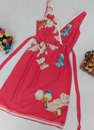 Чудесное легкое платье uttam размер 38