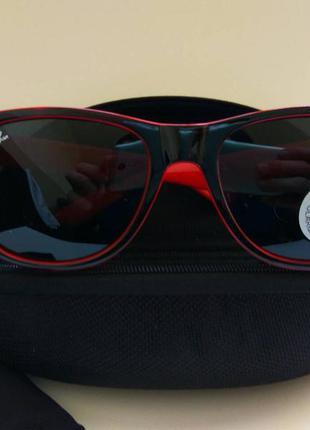 Поляризованные солнцезащитные очки вайфаер сонцезахисні окуляри red