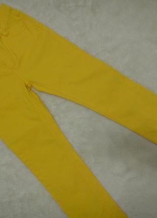 Модные летние джинсы на девочку zeeman р. 128 girls skinny