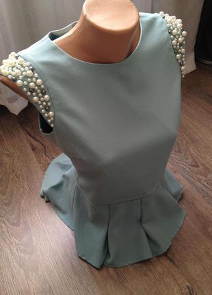 Блузка asos