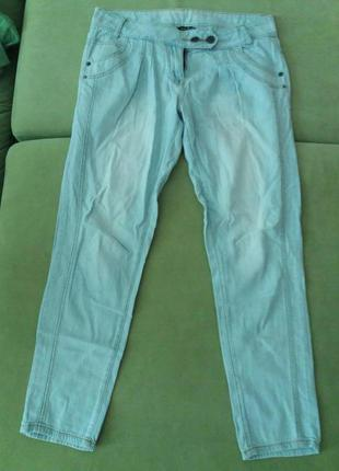 Летние легкие джинсы george