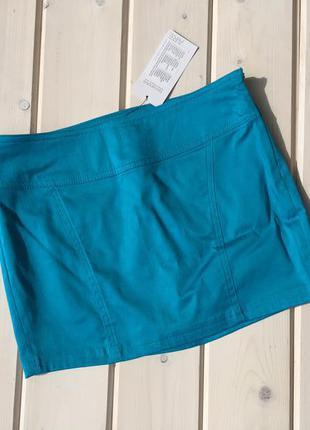 Короткая мини юбка от terranova